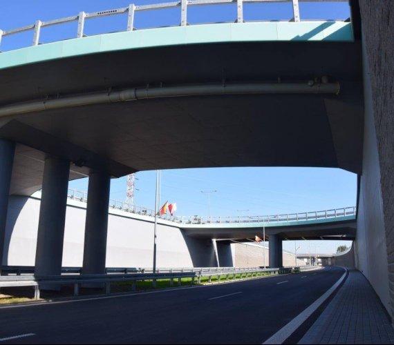 Tunele, wiadukty – oddano Trasę Niepodległości w Białymstoku