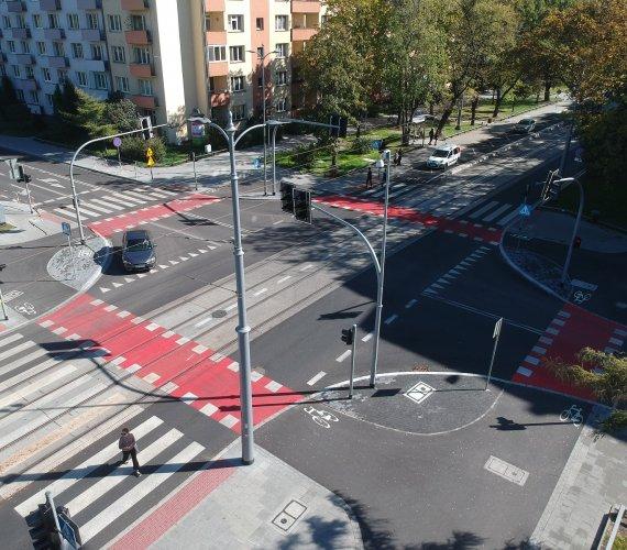 Kraków: tak wygląda nowe torowisko do Bronowic