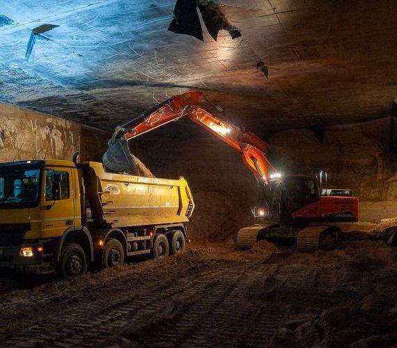 Warszawa: budowa tunelu pod Ursynowem