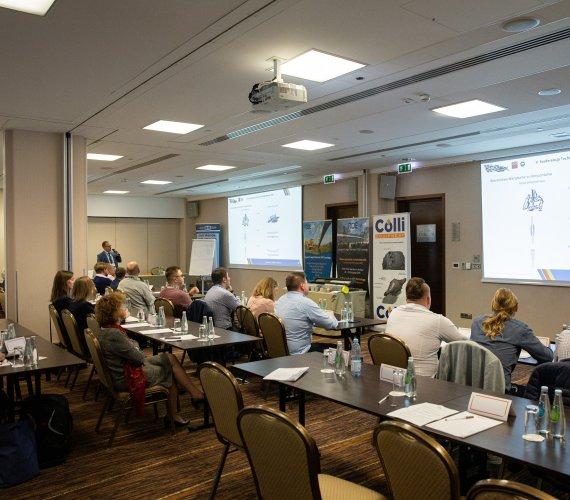 O metodzie HDD dla praktyków: V Konferencja Techniczna ROE