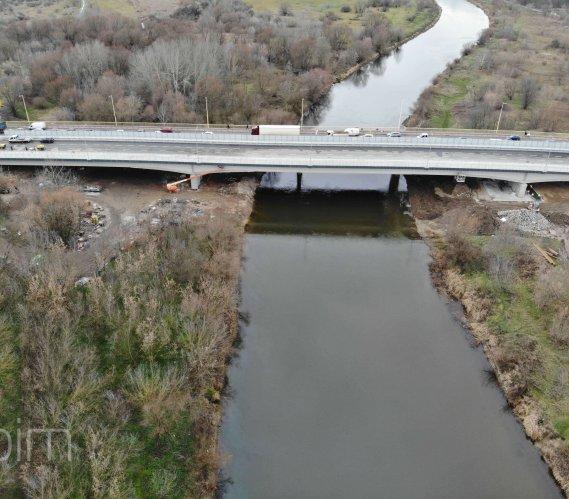 Nowa północna nitka mostu Lecha w Poznaniu