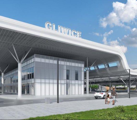 Budowa centrum przesiadkowego w Gliwicach