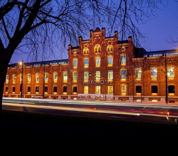 Łódź: dawna fabryka wódki została zrewitalizowana