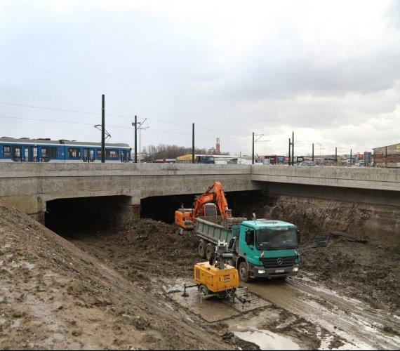 Trasa Łagiewnicka: wybrano ziemię pod dwa obiekty