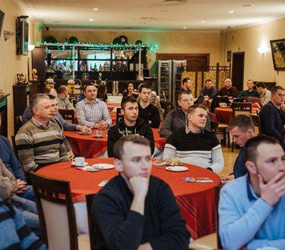 XII seminarium branżowe JL Maskiner w Polsce – zobacz zdjęcia