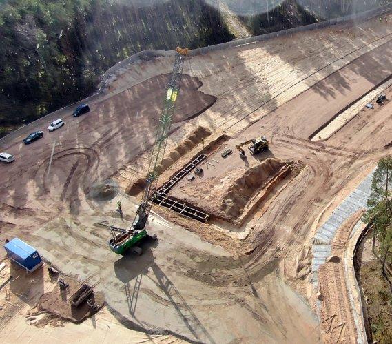 Tunel w Świnoujściu: tak wygląda plac budowy