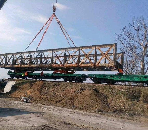 Dwa kolejowe mosty trafią do muzeum