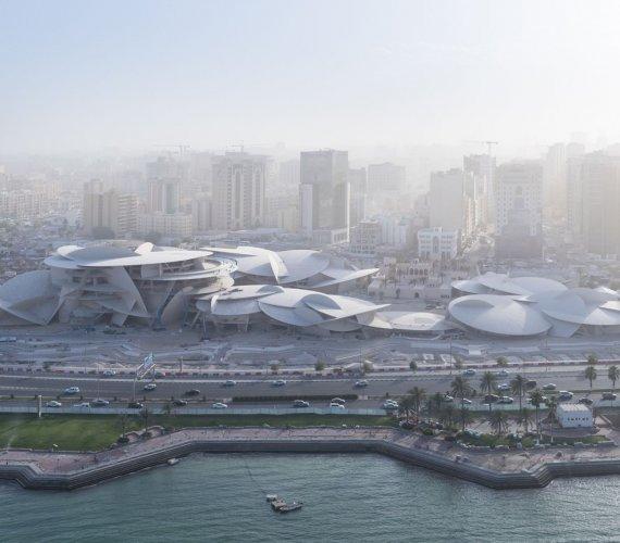 Róża pustyni: niezwykłe muzeum w stolicy Kataru