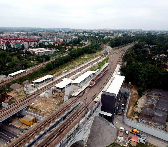 Tak wygląda przystanek Kraków Bronowice
