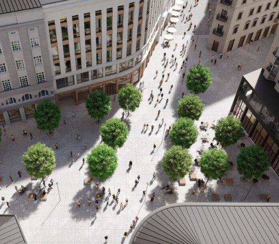 Tak będzie wyglądać plac Pięciu Rogów w Warszawie
