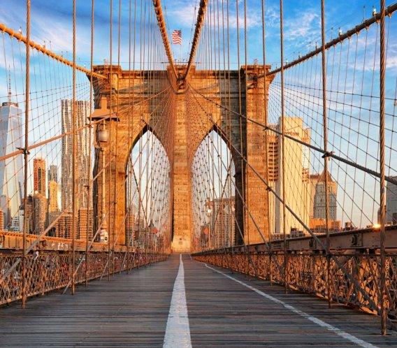 Jak zmieni się wygląd kultowego Mostu Brooklińskiego?
