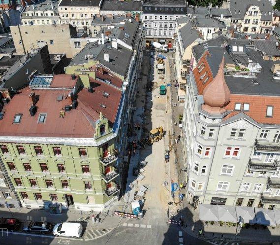 Przebudowa ulicy w centrum Poznania. Jak się zmieni?