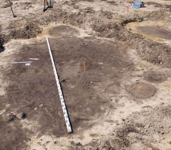 Archeologiczne skarby na budowie obwodnicy Wronek
