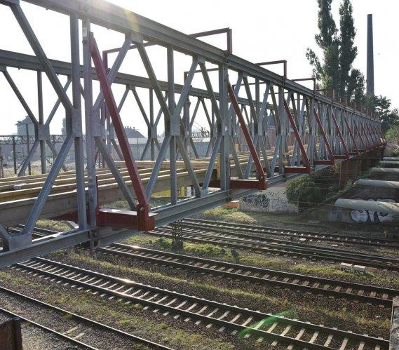 Remont wiaduktu w Gnieźnie. Udane próbne obciążenia