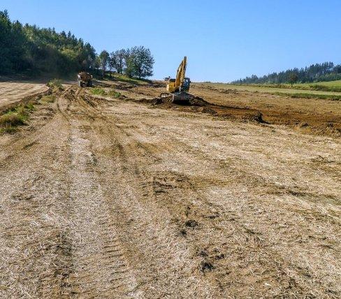 Rozpędu nabiera budowa drogi S3 z dwoma tunelami