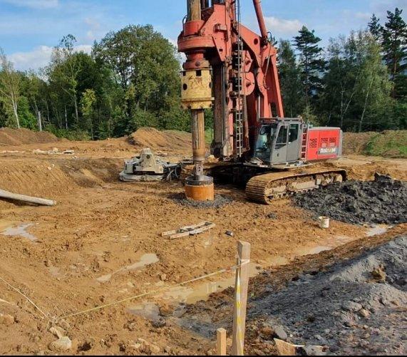 Droga S1: budowa najdłuższej estakady. Jak wyglądają prace?