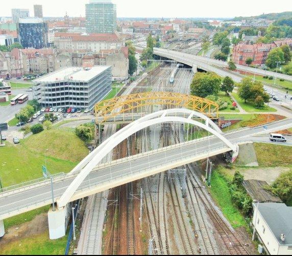 Port Północny w Gdańsku: będzie nowy wiadukt. Zobacz zdjęcia