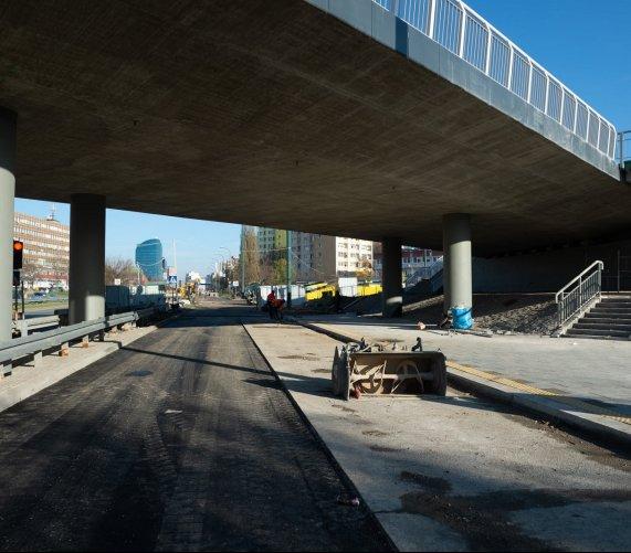Kończy się remont ważnego wiaduktu w Warszawie