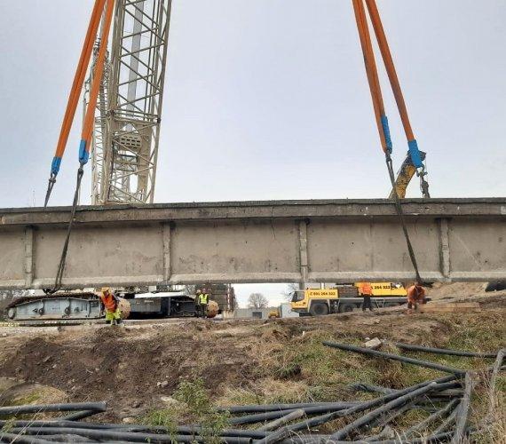 Rozbiórka mostu w Międzychodzie. Przeprawa przeszła do historii