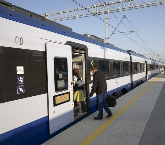 79 kolejowych wniosków przeszło do kolejnego etapu programu Kolej+