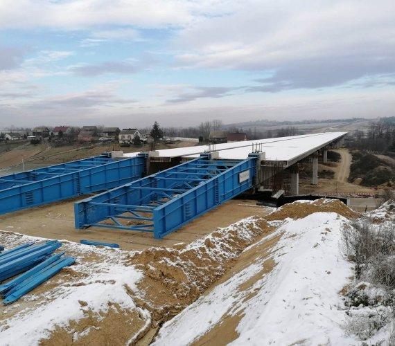 Końca dobiega budowa odcinka S7 w Małopolsce