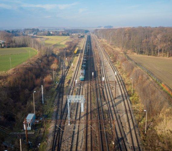 Górny Śląsk: rewitalizacja linii Toszek–Kędzierzyn-Koźle – zdjęcia
