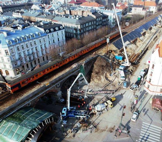 Kolejowy Kraków. Modernizacja linii E30