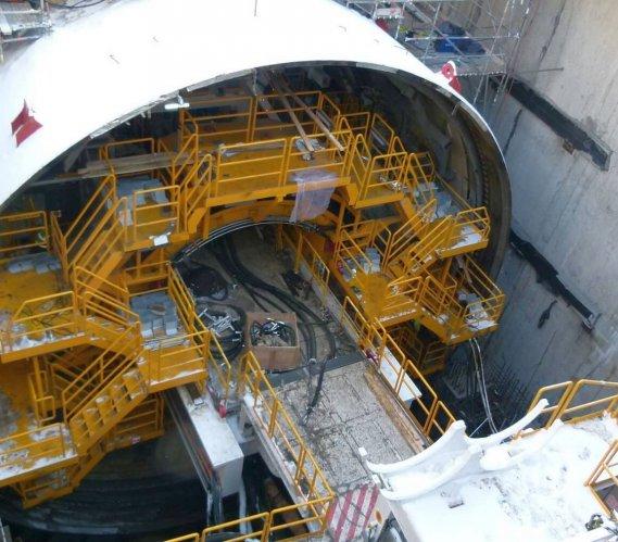 Świnoujście: drążenie tunelu tuż–tuż. Jak wygląda plac budowy?