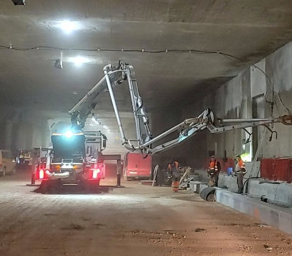 Obwodnica Warszawy: co słychać na budowie tunelu pod Ursynowem?