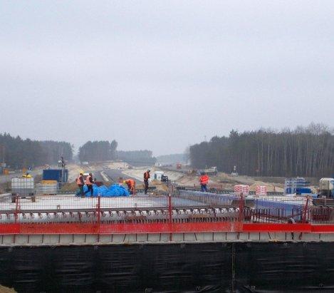 Najnowsze zdjęcia z budowy odcinków szlaku Via Carpatia