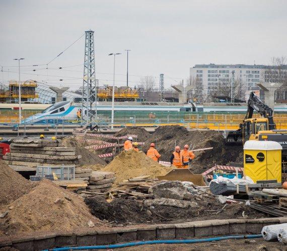 Warszawa Zachodnia: kolejny etap przebudowy stacji. Zdjęcia!