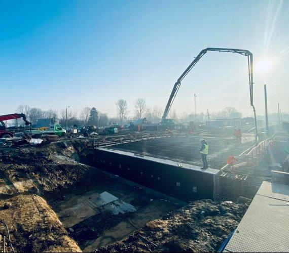 Dąbrowa Górnicza: centrum przesiadkowe i dwa tunele