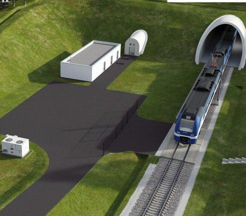 Nowa linia kolejowa w Małopolsce. Zobacz wizualizacje