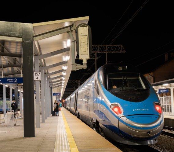 Rzeszów Główny: 5 tys. pociągów w tym roku. Zobacz zdjęcia!