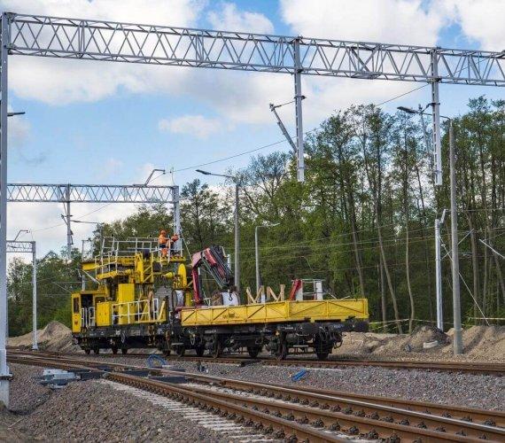 Port Szczecin – półmetek robót kolejowych