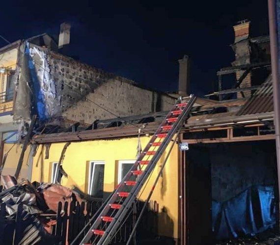 Dramat na Podhalu. Wielki pożar w Nowej Białej