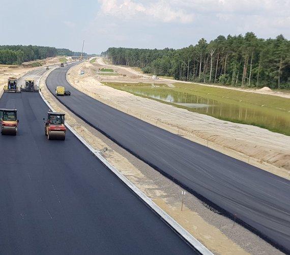 Rok budowy odcinka drogi ekspresowej S19