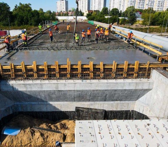 Poznań: nowy wiadukt gotowy będzie jeszcze w tym roku