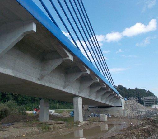 Coraz bliżej otwarcia mostu w Kurowie