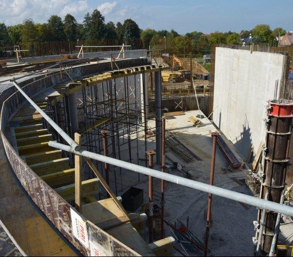 W Rzeszowie powstaje kolejny zbiornik wody pitnej