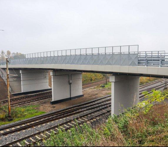 Poznań: otwarcie wiaduktu w ciągu ul. Gołężyckiej