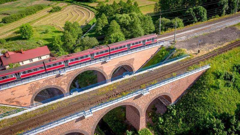 Rewitalizacja linii kolejowej Inowrocław - Jabłonowo Pomorskie