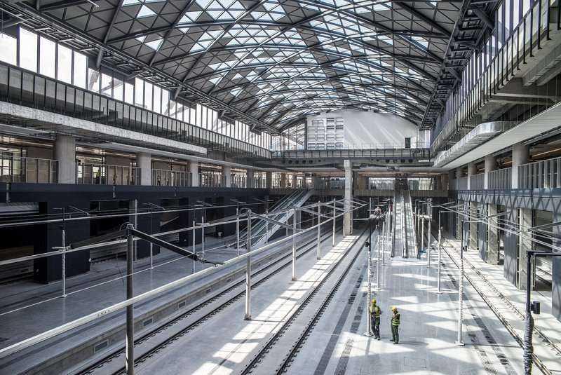 Dworzec Łódź Fabryczna: zobacz najnowsze zdjęcia