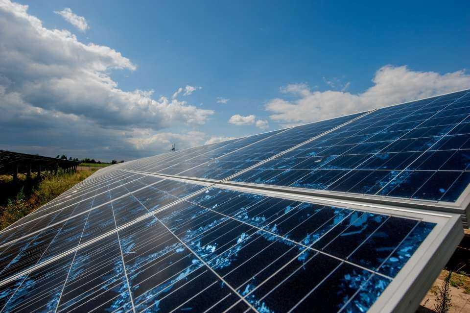 Farma fotowoltaiczna o mocy blisko 4 MW koło Torunia