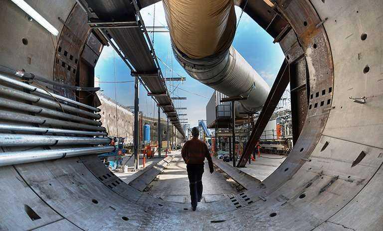 Największy projekt transportowy w Sydney