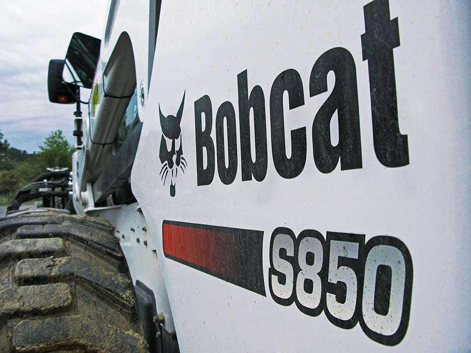 Wizyta w czeskiej fabryce Doosan - Bobcat