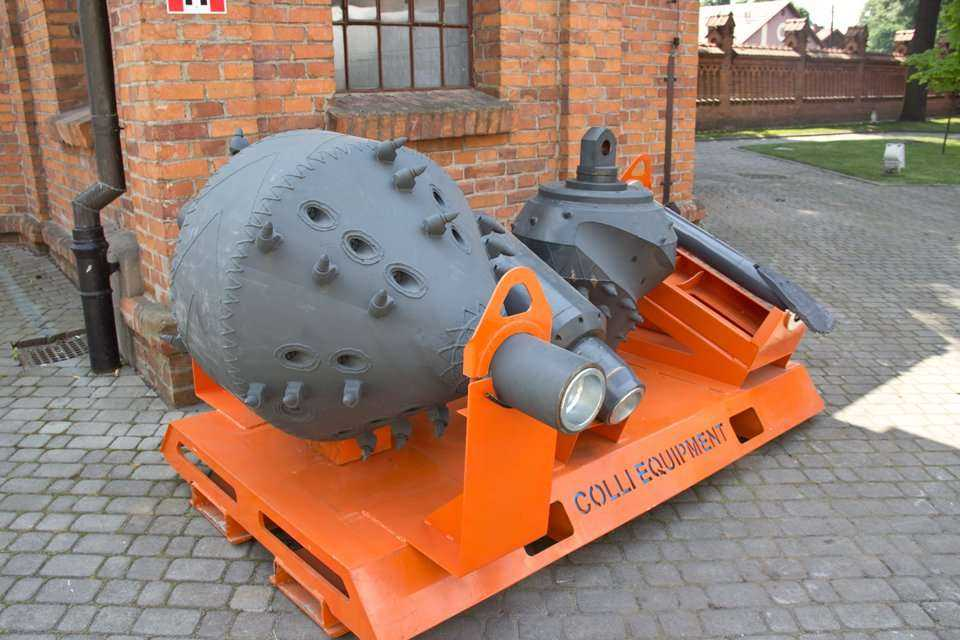 Robert Osikowicz Engineering (ROE) / Colli Equipment / fot. Quality Studio dla www.inzynieria.com