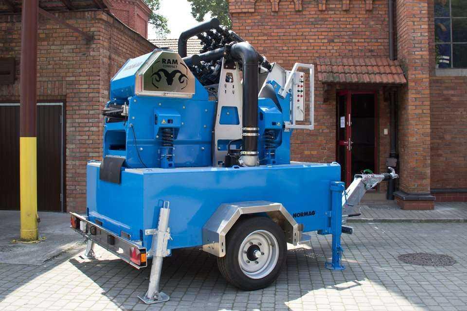 Robert Osikowicz Engineering (ROE) / NORMAG b.v. / fot. Quality Studio dla www.inzynieria.com
