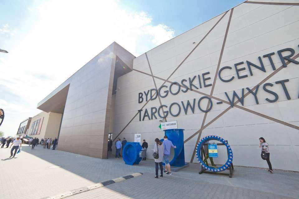 Nowy kompleks targowo-wystawienniczy w Bydgoszczy / fot. Quality Studio dla www.inzynieria.com
