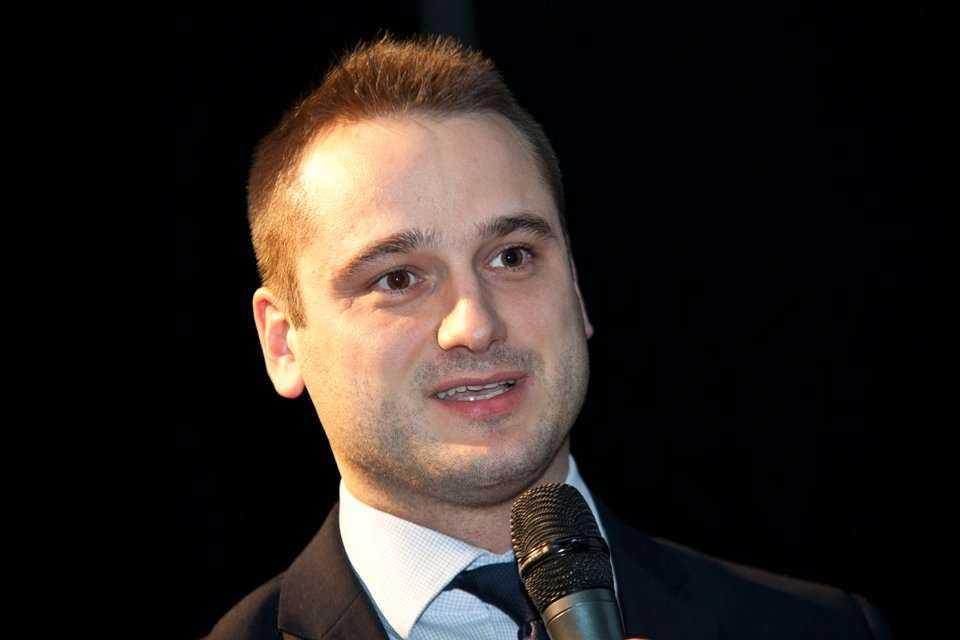 Stanisław Dąbek - Ministerstwo Administracji i Cyfryzacji / fot. Quality Studio dla www.inzynieria.com